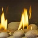 Napoleon SFKM Shore Fire Kit, Mixture of Rocks, Sand, Vermiculite & Glass