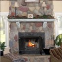 Pearl Mantels Perfection Cast Stone Shelve