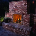 IHP Superior VRE6000 Vent Free Outdoor Gas Fireplace