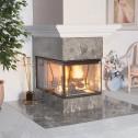 IHP Superior WRT4000 Multi-View Wood burning Fireplace