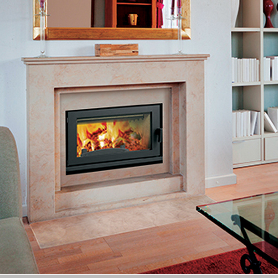 IHP Superior WRT4820WS EPA Phase II Fireplaces, Traditional, White ...